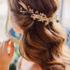 Latest bridesmaid hairstyles