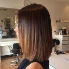 Latest haircuts for shoulder length hair