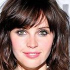 Round face hairstyles for ladies