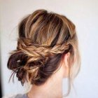 Simple prom hairstyles updos