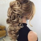 Wedding hair up styles for long hair