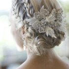 Wedding upstyles for brides