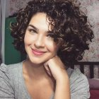 Womens haircuts curly hair