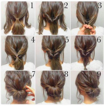 Good and simple hairstyle