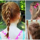 Easy hairstyles f