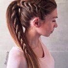 Hairstyles 2 ponytails