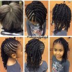 Hairstyles black girl