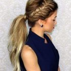Hairstyles ponytail