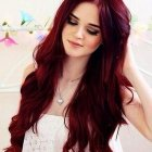 Hairstyles red