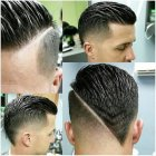 Hairstyles v cut male