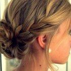 Up hairstyles for bridesmaids