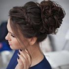 Up hairstyles for homecoming