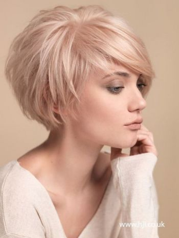Great short haircuts for thin hair