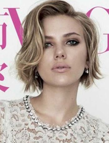 Short hair celebrity hairstyles