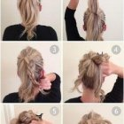 Cute updos for short hair for everyday
