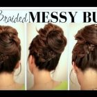 Easy everyday hair updos