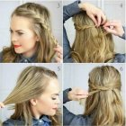 Easy hairstyles for extremely long hair