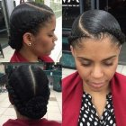 Everyday black hairstyles