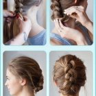 Everyday braided hairstyles