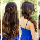 Hairdos for long hair easy