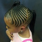 Hairstyles kids braids