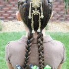 Hairstyles kids can do themselves