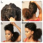Hairstyles quick easy