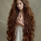 Hairstyles very long hair