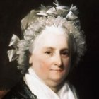 Martha washington s hairstyles