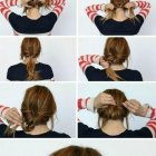Simple hair updos for everyday