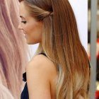 Simple hairstyles for straight hair