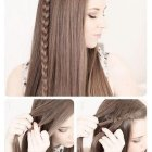 Very very easy hairstyles