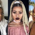 Black hairstyles for 2019