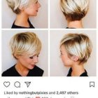 Hottest short hairstyles 2019