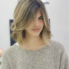Mid length layered haircuts 2019