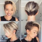 Short cut hairstyles 2019
