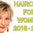 Short hair styles for 2019