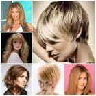 Short ladies hairstyles 2019