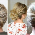 Updo hairstyles 2019