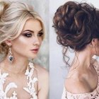 Wedding hairstyle 2019